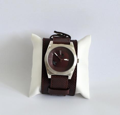 STORM Balance Round Brown Leather SB0245 - pánské hodinky  282daec405