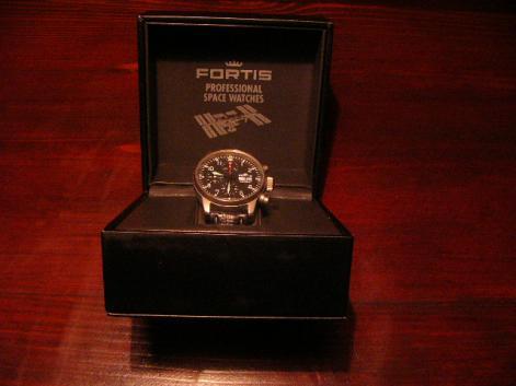 Legendární letecké hodinky FORTIS  985c0403d3