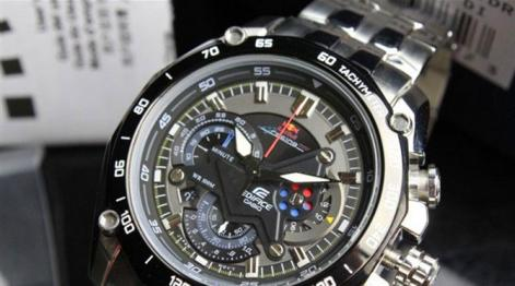 Casio Edifice EFR-520RB-1A RED BULL Limited Edition  fd85693841